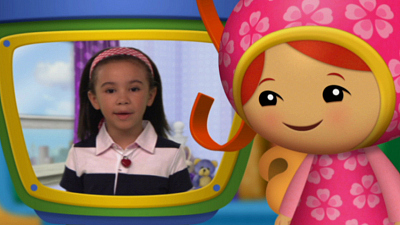 Team Umizoomi - The Big Boat Race