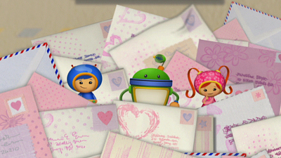Team Umizoomi - Special Delivery