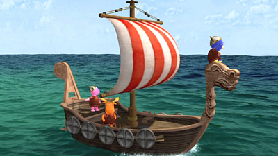 The Backyardigans - Viking Voyage