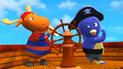The Backyardigans - Pirate Treasure