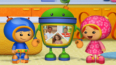 Team Umizoomi - The Rolling Toy Parade