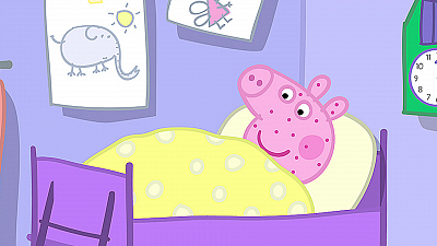 Peppa Pig - Not Very Well/Lunch/Mummy Pig