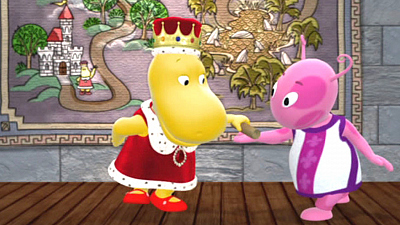 The Backyardigans - Knights Are Brave and Strong