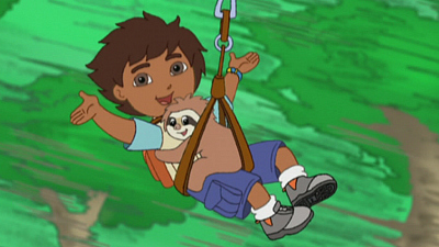 Go, Diego, Go! - Diego Saves the Mommy and Baby