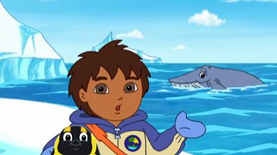 Go, Diego, Go! - Pepito's Penguin School