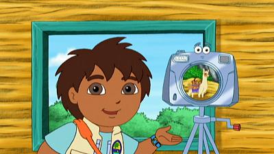 Go, Diego, Go! - Linda the Llama Saves Carnival