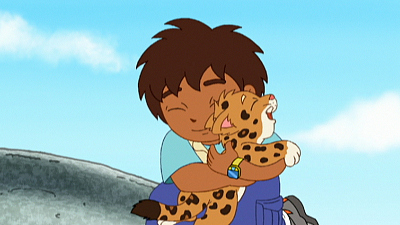 Go, Diego, Go! - Journey to Jaguar Mountain