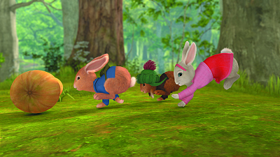 Peter Rabbit - The Tale of Nutkin on the Run/The Tale of the Wriggly Worms