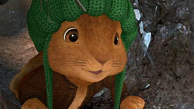 Peter Rabbit - The Tale of the Dash in the Dark/The Tale of the Grumpy Owl