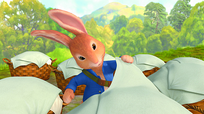 Peter Rabbit - The Tale of the Radish Robber/The Tale of Two Enemies