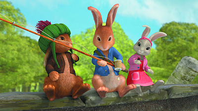 Peter Rabbit - The Tale of the Greedy Fox/The Tale of the Secret Treehouse
