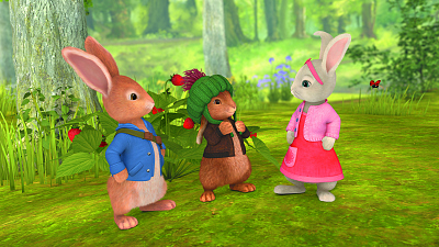 Peter Rabbit - The Tale of the Start of Spring