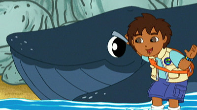 Go, Diego, Go! - Diego Saves the Baby Humpback Whale