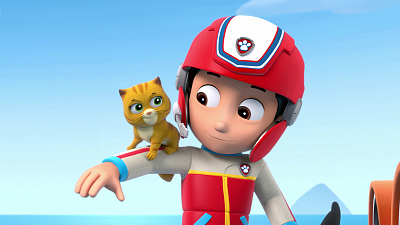 PAW Patrol - Pups and the Kitty-tastrophe
