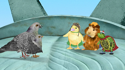 Wonder Pets - Save the Pigeon!/Save the Dinosaur!