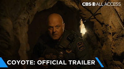 Coyote - Coyote | Official Trailer | CBS All Access