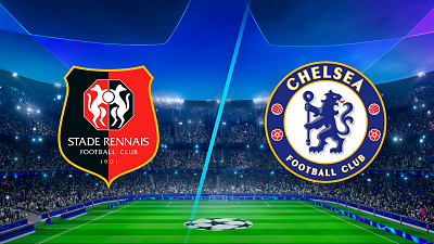 UEFA Champions League - Full Match Replay: Rennes vs. Chelsea