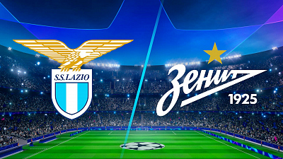 UEFA Champions League - Full Match Replay: Lazio vs. Zenit