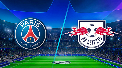 UEFA Champions League - Full Match Replay: PSG vs. RB Leipzig