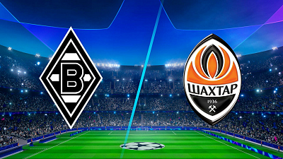 UEFA Champions League - Full Match Replay: Monchengladbach vs. Shakhtar Donetsk