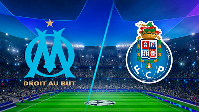 UEFA Champions League - Full Match Replay: Marseille vs. Porto