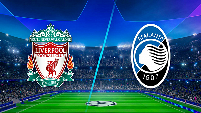 UEFA Champions League - Full Match Replay: Liverpool vs. Atalanta