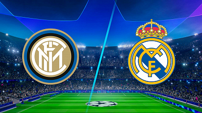 UEFA Champions League - Full Match Replay: Inter Milan vs. Real Madrid