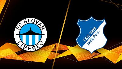 UEFA Europa League - Full Match Replay: Liberec vs. Hoffenheim