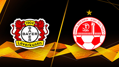 UEFA Europa League - Full Match Replay: Leverkusen vs. Beer-Sheva