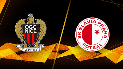 UEFA Europa League - Full Match Replay: Nice vs. Slavia Praha