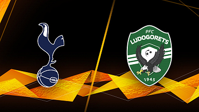 UEFA Europa League - Full Match Replay: Tottenham vs. Ludogorets