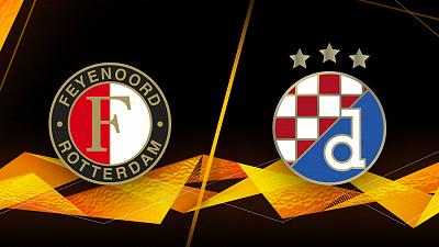 UEFA Europa League - Feyenoord vs. Dinamo Zagreb