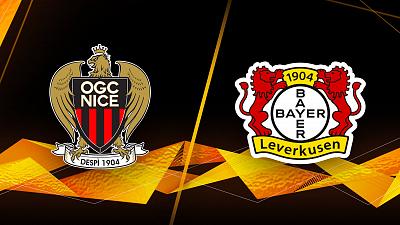 UEFA Europa League - Nice vs. Leverkusen