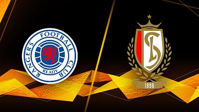 UEFA Europa League - Rangers vs. Standard Liège