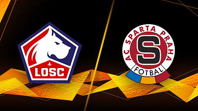 UEFA Europa League - LOSC vs. Sparta Praha