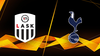 UEFA Europa League - LASK vs. Tottenham
