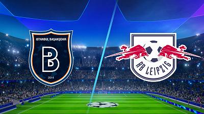 UEFA Champions League - Istanbul Basaksehir vs. Leipzig