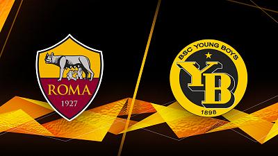 UEFA Europa League - Roma vs. Young Boys