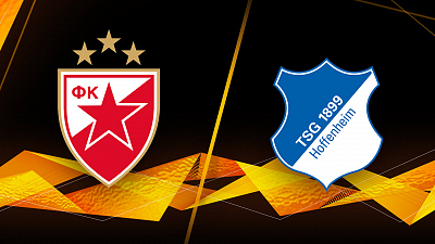 UEFA Europa League - Crvena zvezda vs. Hoffenheim