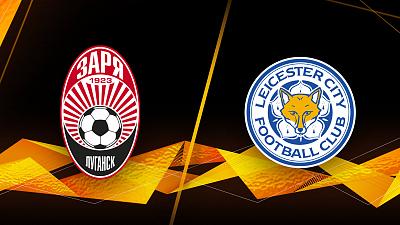 UEFA Europa League - Zorya Luhansk vs. Leicester