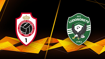 UEFA Europa League - Antwerp vs. Ludogorets