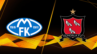 UEFA Europa League - Molde vs. Dundalk