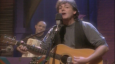 MTV Unplugged - Paul McCartney Unplugged