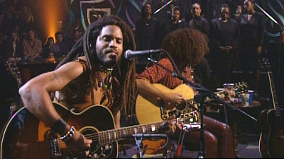 MTV Unplugged - Lenny Kravitz Unplugged