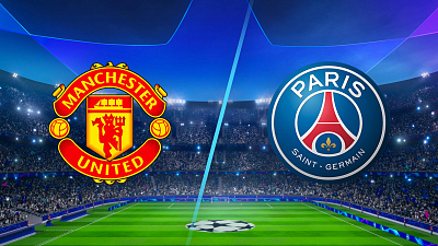 UEFA Champions League - Man. United vs. PSG