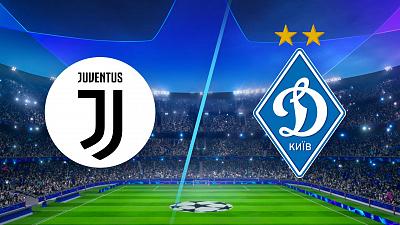 UEFA Champions League - Juventus vs. Dynamo Kyiv