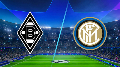 UEFA Champions League - Monchengladbach vs Inter Milan