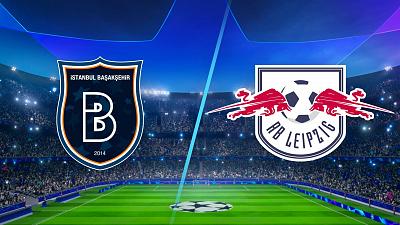 UEFA Champions League - Istanbul Basaksehir vs RB Leipzig