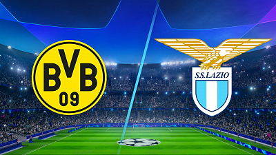 UEFA Champions League - Dortmund vs Lazio