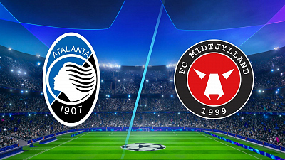 UEFA Champions League - Atalanta vs Midtjylland